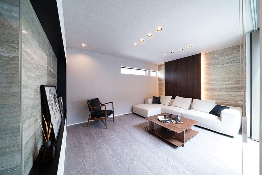 栃木ハウス内観画像-モデルハウス