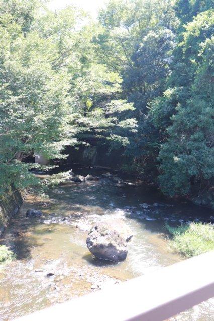 竜門の滝 那須烏山 避暑地 夏