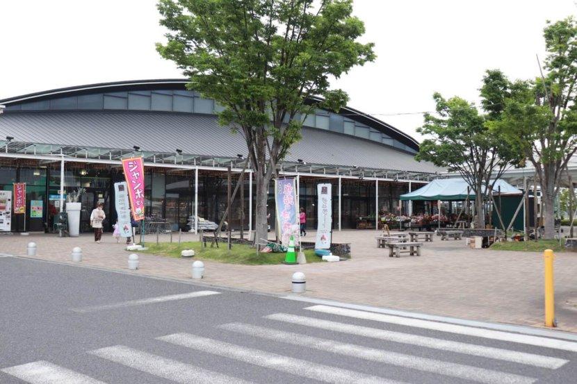 道の駅しもつけ 栃木県下野市 お出かけ